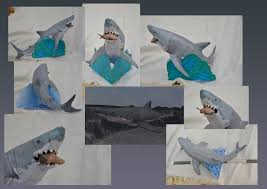 zoo tycoon paper collection great white shark by drwheeliemobile zoo tycoon paper collection great white shark by drwheeliemobile
