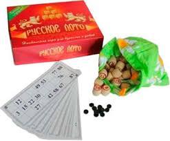 <b>Настольная игра Владспортпром</b> Русское лото купить в интернет ...
