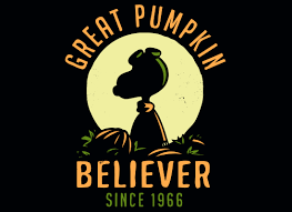 Image result for great pumpkin