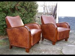 art deco leather club chairs 1920s art deco armchairs art deco furniture style art deco armchair
