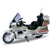 Игрушка <b>WELLY</b> 12148P <b>Модель мотоцикла 1:18</b> Honda Gold Wing