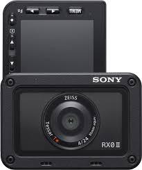 <b>Sony CyberShot DSC-RX0 II</b> - Coolblue - Before 23:59, delivered ...