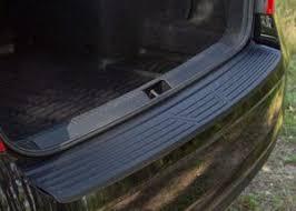 «<b>Пластиковая накладка на</b> бампер Skoda Octavia A7 ...