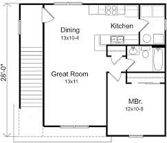 Two Car Garage Apartment   SL   nd Floor Master Suite  CAD    Floor Plan