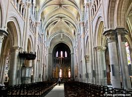 gothic cathedral of notre dame cathacdrale de notre dame