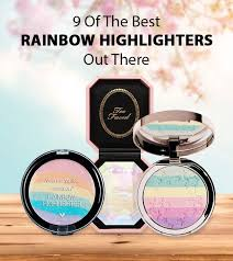 9 Of The Best <b>Rainbow Highlighters</b> Out There