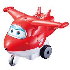 <b>Super Wings Инерционный самолет</b> Джетт (red) - отзывы Super ...