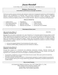 general laborer resume example   cegna you    ve got questions we    ve    general contractor resume samples building