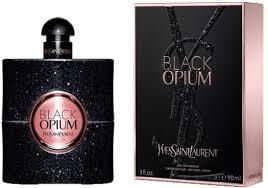 <b>Yves Saint Laurent Black</b> Opium EdP 90ml in duty-free at airport ...