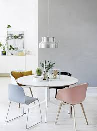 kitchen table sets bo: full image dining room scandinavian ideas light brown rattan woven seat armless chair simple white cover