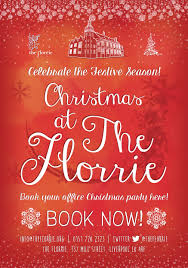 christmas office parties at the florrie open culture christmas web flyer for sharing on social media