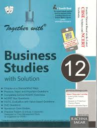 rachna sagar together business studies for class