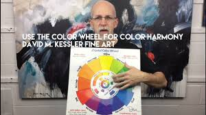 <b>Abstract</b> Painting / Use the <b>Color</b> Wheel for <b>Color</b> Harmony in Your ...