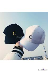 Unisex <b>Fashionable Embroidered</b> Moon <b>Baseball</b> Cap ...