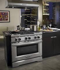 Kitchen Aid Appliances Reviews Kitchenaid Kdrs467vss Review 36 Commercial Style Dual Fuel Range