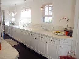 cabinet lighting backsplash home galley kitchen with white cabinets cabinet lighting modern kitchen