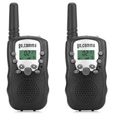 <b>Gocomma</b> Walkie Talkie (<b>2</b> pcs.) - $10.99 (coupon: GBOS064) 8 ...