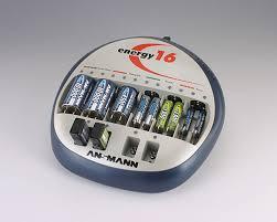 <b>Зарядное устройство Ansmann</b> ENERGY 16 - купить дешево с ...