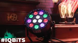 How To Use *relatively* Inexpensive DJ LED Lights to Light a Set ...