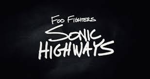 Risultati immagini per sonic highways