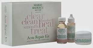 Mario Badescu Acne Repair Kit Review - lola's secret beauty blog