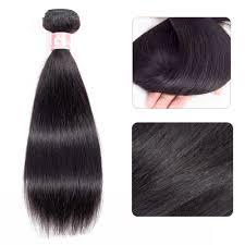 <b>LS Hair</b> Brazilian Straight Hair <b>Bundles</b> One Piece 8 28 Inch Remy ...