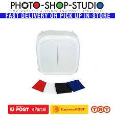 AU*<b>Godox DF-01 60 cm</b> Portable Light Tent + 4 colour Backdrops ...