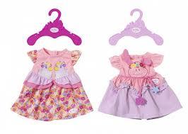 <b>Платье Zapf Creation</b> для куклы BABY born в асс - купить в Москве ...