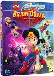 <b>Lego</b> DC <b>Super Hero Girls</b>: Brain Drain - Wikipedia