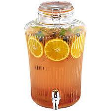 """Купить Лимонадник (<b>диспенсер для напитков</b>) с крышкой """"<b>Винтаж</b> ..."""