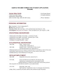 Resume Antonic Business Analyst Cv Format Office Staff