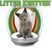 <b>Litter Kwitter</b> - приучаем кошек к туалету   ВКонтакте