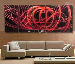 art decor metal abstract contemporary modern