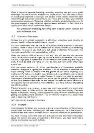 personal branding training course materials skills converged workbook 1 workbook 2 workbook 3