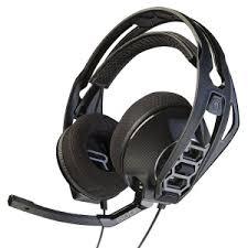 <b>Гарнитура Plantronics Rig 500</b> Black Наушники: мониторные ...