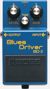 BD-2 | Blues Driver - BOSS