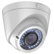 <b>1080P HD</b>-TVI Camera | Vari-Focal 40m <b>IR IP66</b> | Dome Camera