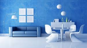 blue white modern minimalist living room blue couches living rooms minimalist