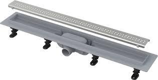 Водоотводящий <b>желоб Alcaplast APZ9-750</b>: купить за 7440 руб ...