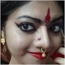 makeup for bharatanatyam pin image share