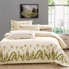 sets rustic country setss por french country comforter sets pcs twin full size green allium flor