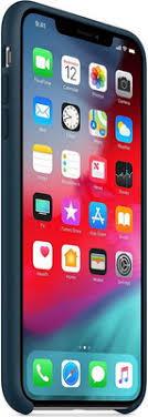 <b>Чехол</b> (<b>клип-кейс</b>) <b>Apple Silicone</b> Case для iPhone XS Max, цвет ...