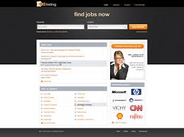 job seacrh template job website templates phpjabbers category job templates