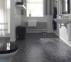 vinyl floor bathroom