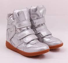 Кроссовки <b>Isabel Marant</b> Sneakers полностью из натуральной ...