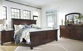 porter king panel bed from millennium by ashley furniture ashley furniture bedroom photo 2