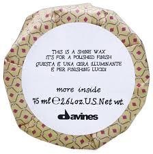 Купить Davines <b>Воск</b>-<b>блеск</b> для глянцевого финиша More Inside ...