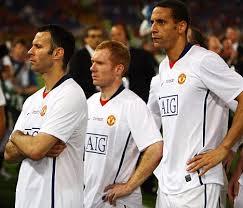 Internasional Liga Inggris  - Manchester United dominasi Tim Idaman Liga Primer