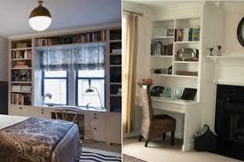 built in desk design ideas built bookcase desk ideas