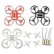 11PCS RC Quadcopter Frame Propellers CW CCW Motor for <b>JJRC</b> ...